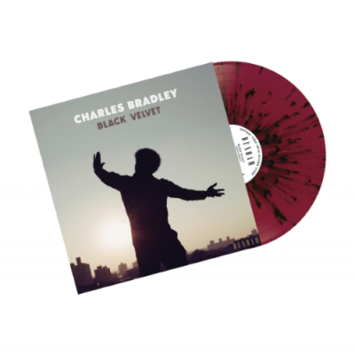 Bradley, Charles - Black Velvet (Purple & Black Splatter Vinyl) (LP+Download)