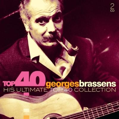Brassens, Georges - Top 40 (2CD)