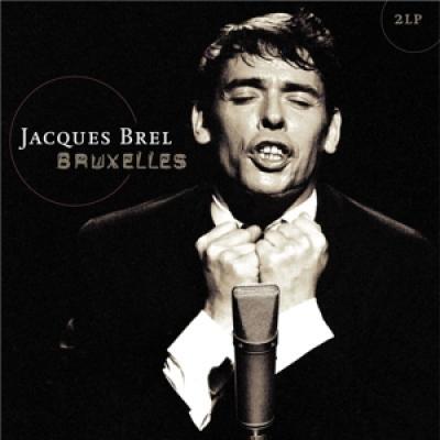 Brel, Jacques - Bruxelles (cover)