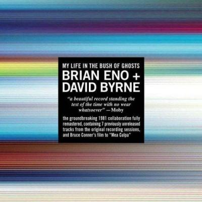 Eno, Brian/david Byrne - My Life In The Bush (cover)