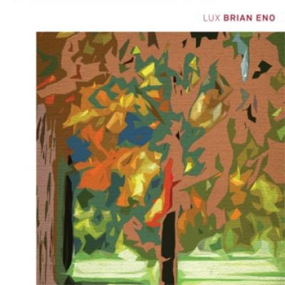 Eno, Brian - Lux (LP) (cover)