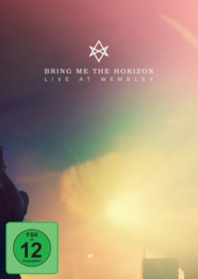 Bring Me The Horizon - Live At Wembley (BLURAY) (cover)