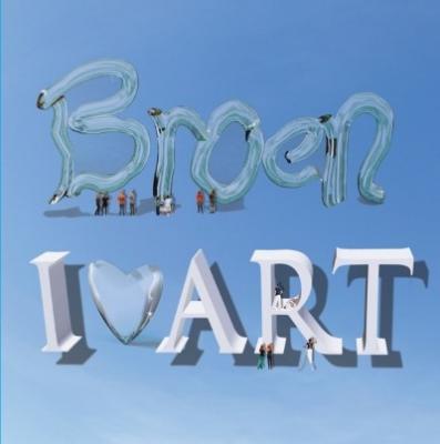 Broen - I <3 Art (2LP)