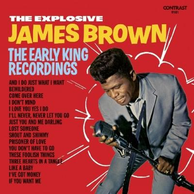 Brown, James - Explosive James Brown (LP)