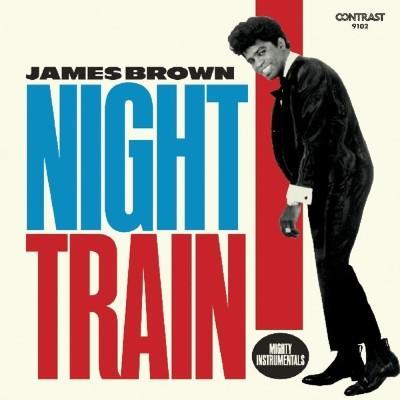 Brown, James - Night Train (Mighty Instrumentals) (LP)