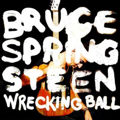Springsteen, Bruce - Wrecking Ball (2LP+CD) (cover)
