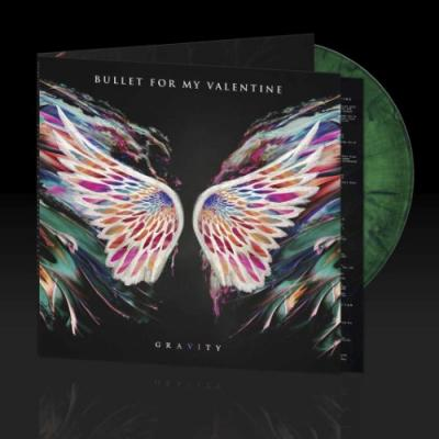 Bullet For My Valentine - Gravity (Green Vinyl) (Indie Store Only) (LP)