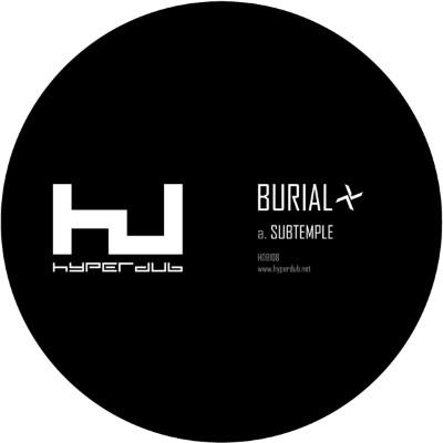 "Burial - Subtemple (12"")"