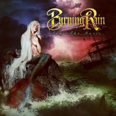 Burning Rain - Face The Music (LP)