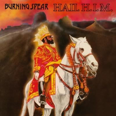 Burning Spear - Hail H.I.M. (LP)