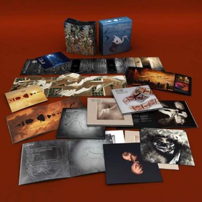 Bush, Kate - Remastered (Part 2) (CD BOX)