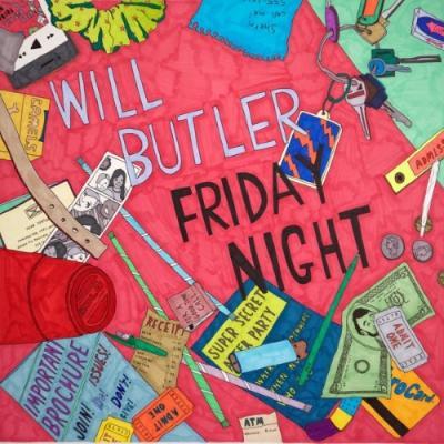 Butler, Will - Friday Night