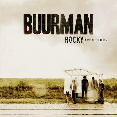 Buurman - Rocky Komt Altijd Terug (cover)