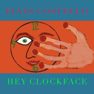 Costello, Elvis - Hey Clockface (2LP)(Transparent Red Vinyl)