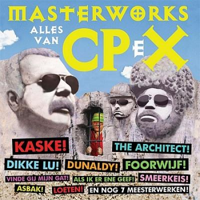 Cpex - Masterworks (cover)