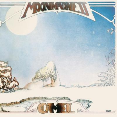 Camel - Moonmadness (Silver Vinyl) (LP)