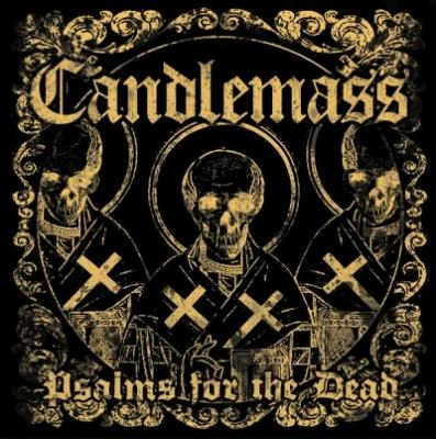 Candlemass - Psalms For The Dead (CD+DVD) (cover)