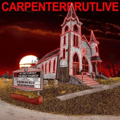 Carpenter Brut - Carpenterbrutlive
