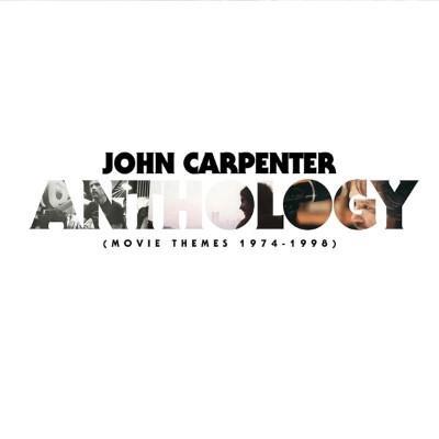 "Carpenter, John - Anthology (Movie Themes 1974-1998) (Red Vinyl) (LP+7"")"