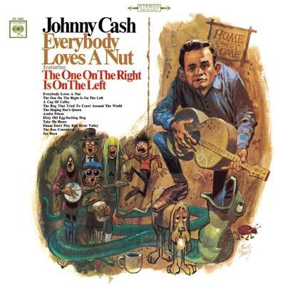 Cash, Johnny - Everybody Loves a Nut (LP)