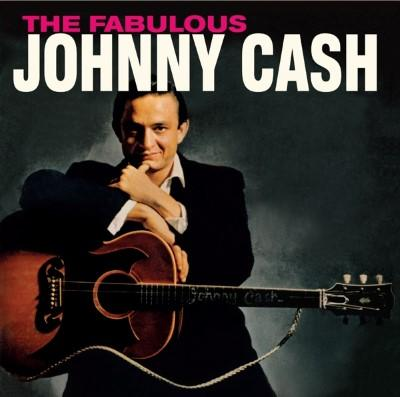 Cash, Johnny - Fabulous Johnny Cash + With His Hot and Blue Guitar