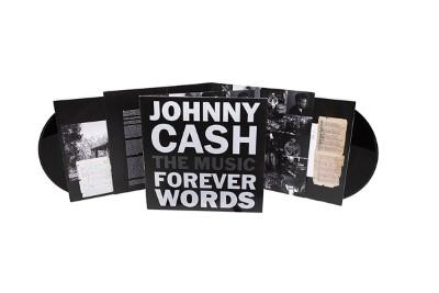 Cash, Johnny - Forever Words (Tribute) (2LP)