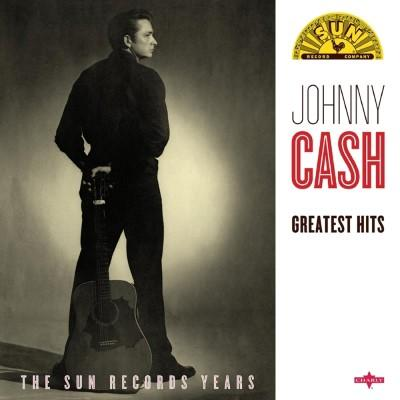 Cash, Johnny - Greatest Hits (The Sun Records Years) (LP)