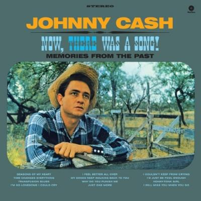 Cash, Johnny - Now, There Was A Song! (LP)