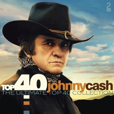 Cash, Johnny - Top 40 (2CD)