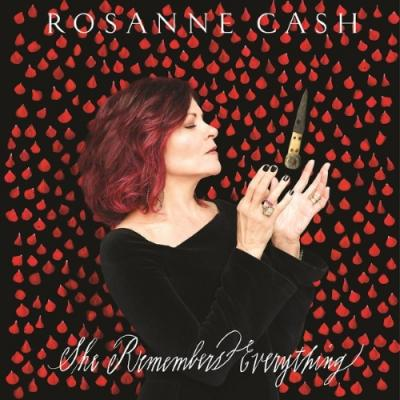 Cash, Rosanne - She Remembers Everything (Pink Vinyl) (LP)