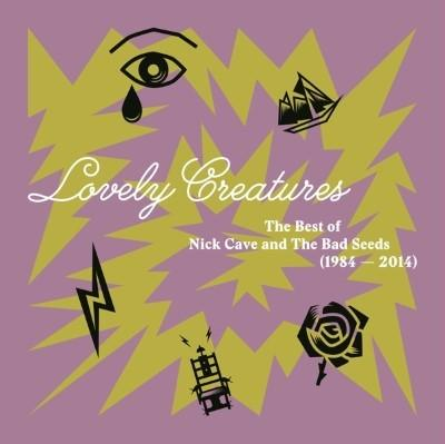 Cave, Nick & Bad Seeds - Lovely Creatures The Best Of (1984-2014) (3LP)