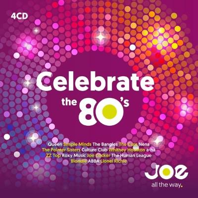 Celebrate the 80's (Joe) (4CD)