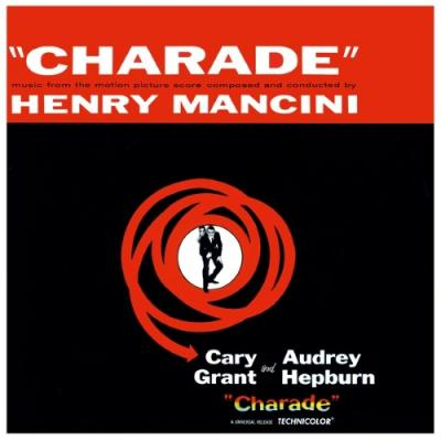 Charade (OST By Henry Mancini) (LP)