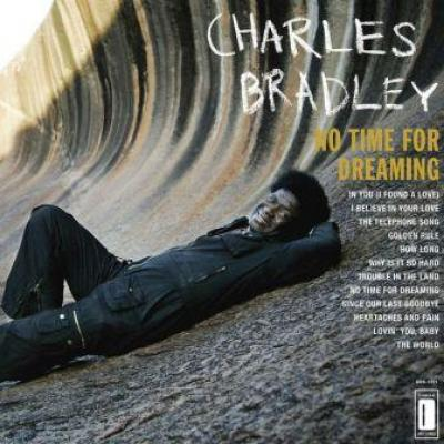 Bradley, Charles - No Time For Dreaming (LP) (cover)