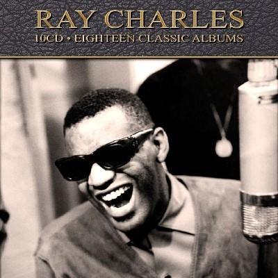 Charles, Ray - Eighteen Classic Albums (10CD)