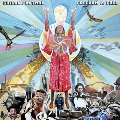 Chicano Batman - Freedom is Free (LP)