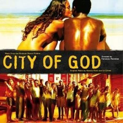 City of God (OST by Antonio Pinto & Ed Cortes) (LP)