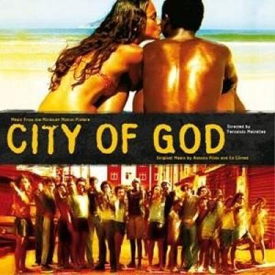 City of God (OST by Antonio Pinto & Ed Cortes) (LP)