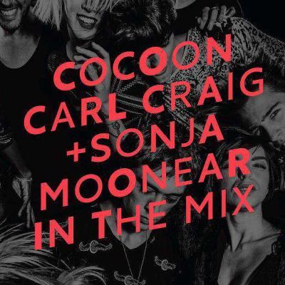 Cocoon Ibiza Mixed By Carl Craig & Sonja Moonear (2CD)