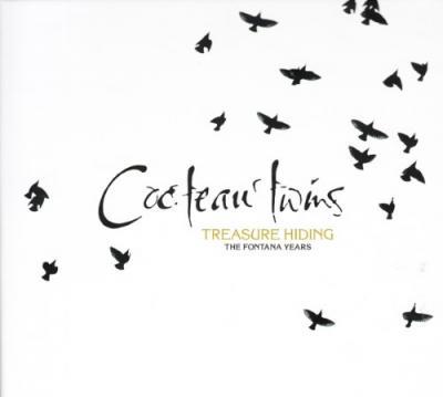 Cocteau Twins - Treasure Hiding (The Fontana Years) (4CD)