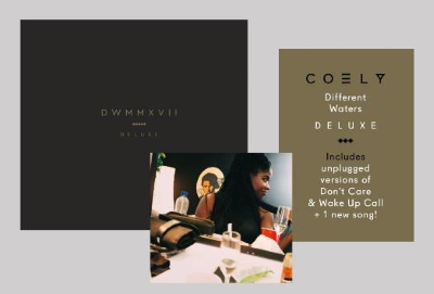 Coely - Different Waters (Deluxe)
