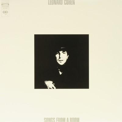 Cohen, Leonard - Songs From A Room (LP)