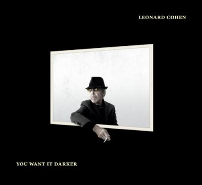 Cohen, Leonard - You Want It Darker (LP)