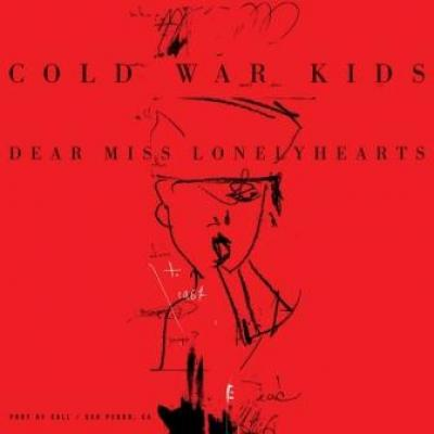 Cold War Kids - Dear Miss Lonelyhearts (LP) (cover)