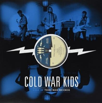 Cold War Kids - Live At Third Man Records (LP)