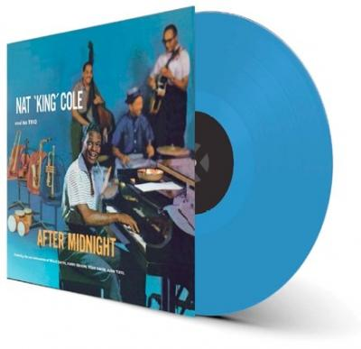 Cole, Nat King - After Midnight (Transparant Blue Vinyl) (LP)