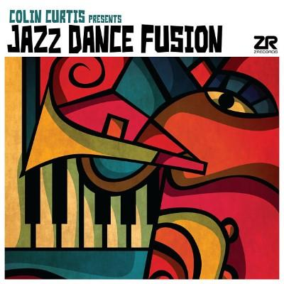 Colin Curtis Presents Jazz Dance Fusion (2LP)