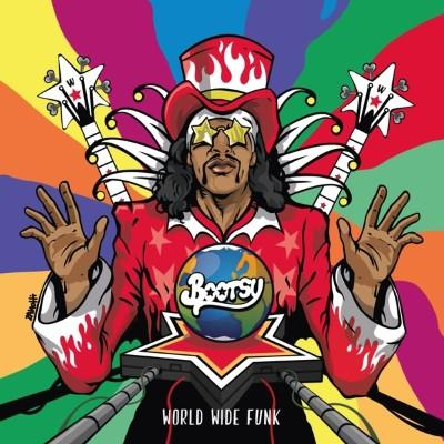 Collins, Bootsy - World Wide Funk