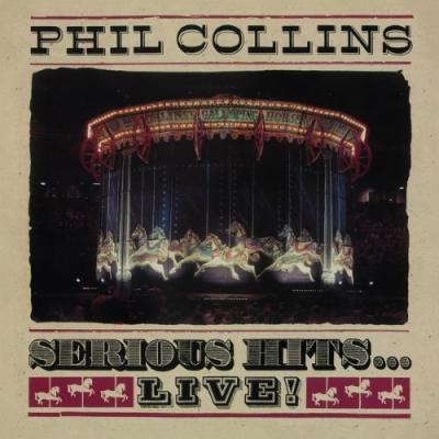 Collins, Phil - Serious Hits ... Live! (2LP)