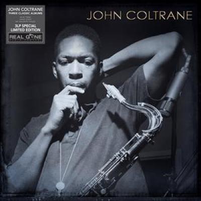 Coltrane, John - 3 Classic Albums (Deluxe) (3LP)